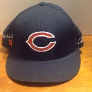 Reebok Chicago Bears fitted men's cap size 7 1/4